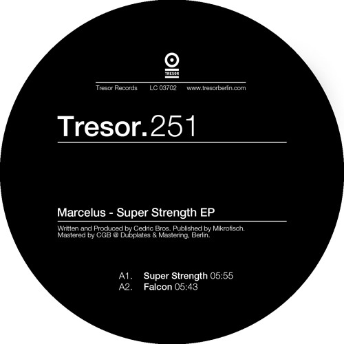 A1. Marcelus - Super Strength