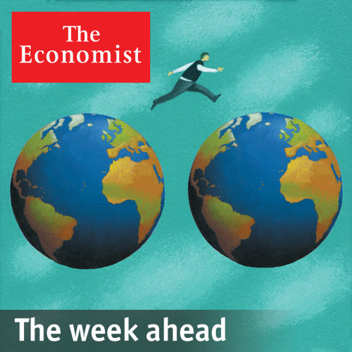 The week ahead: June 8th 2012