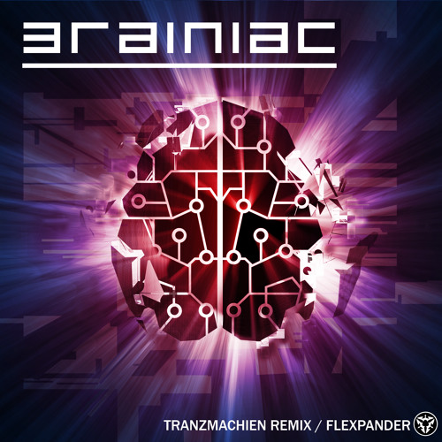 Rinkadink - Tranzmachien (Brainiac RMX) @ Alchemy Records Single