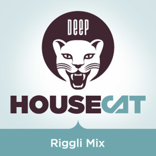 "Deep House Cat Show - ""Riggli Mix"""