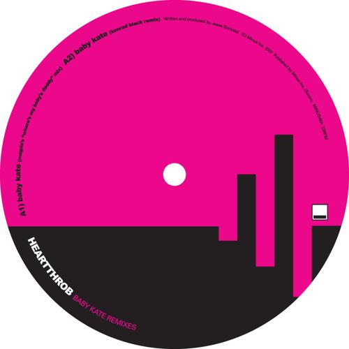Heartthrob: Baby Kate (Robotman Remix) (2007) MINUS48