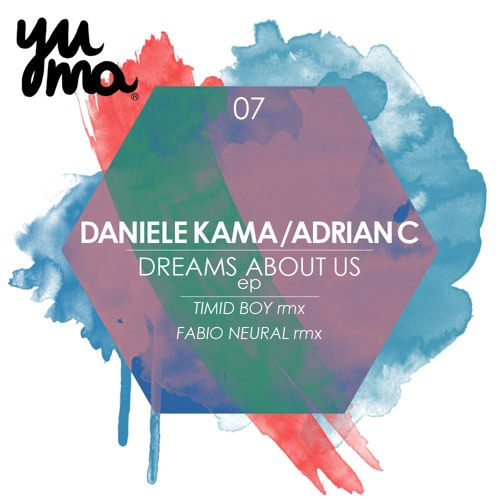 Daniele Kama,Adrian C - Dreams About Us (Original Mix)