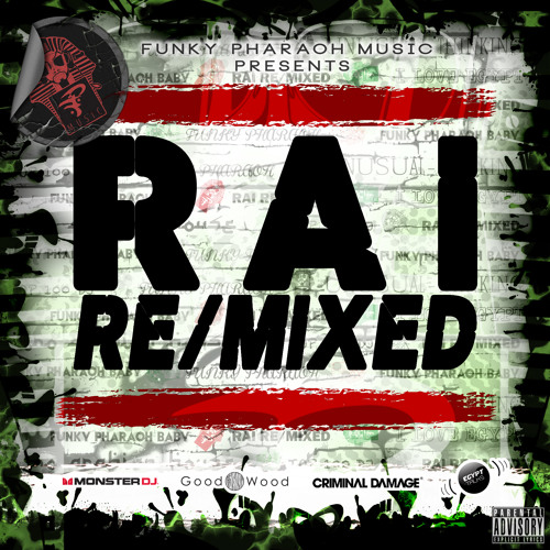 Rai Vs Hip Hop MegaMix (RAI RE/MIXED) - Cheb Khaled Vs Amr Diab, Cheb Mami, Pharrell, Q-Tip & More