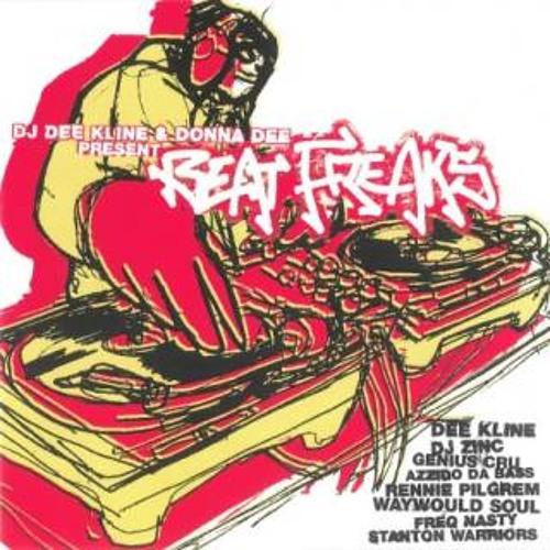 "Deekline & Donna D - Beatfreaks Mix CD from 2001 ""Free Download"""