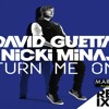 David Guetta ft. Nicky Minaj - Turn Me On (Marmor Remix)