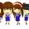 Cherrybelle - Brand New Day ( Live Rekaman Di Cherrybelle Cari Chibi Grand Final Jum'at )