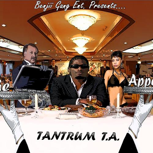 01. Appetizerz feat. YaYa -Prod. By Tantrum T.A.
