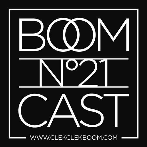 THE BOOMCAST #21 • Ministre X / Para One (Marble Music, FR)