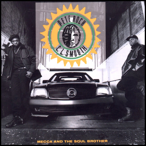 Pete Rock & C.L Smooth - Ghettos Of The Mind (Coobee Funk Remix)