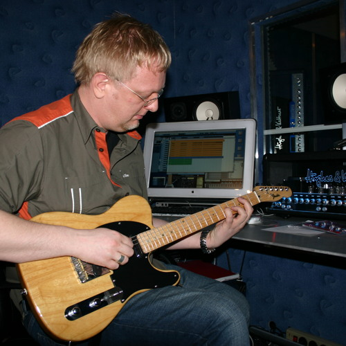 In the studio - Riffs & Grooves 2 - the early days (since 2004)