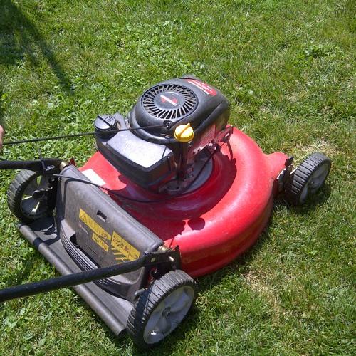 Lawnmower Foley