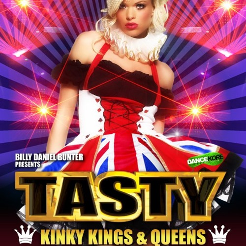 Cyber & Giggly - Tasty Kinky Kings & Queens Jubilee Special Live Recording 3-6-12