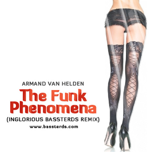Armand Van Helden - The Funk Phenomena (Inglorious Bassterds disco remix)
