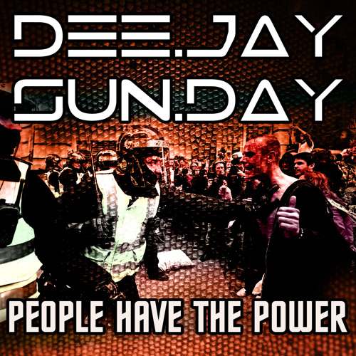 DEE.JAY SUN.DAY - People have the power (preview)
