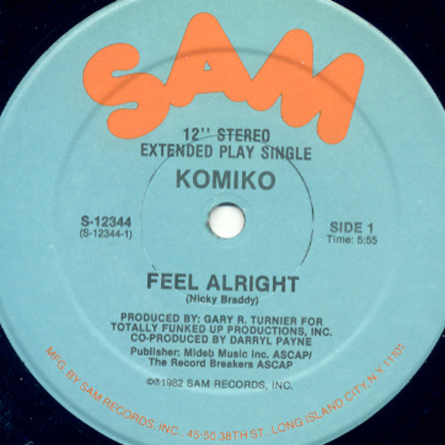 Feel Alright  [Jou Redit] * FREE DOWNLOAD *