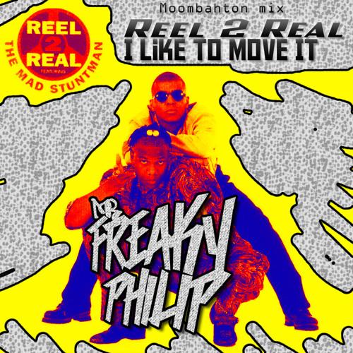 Freaky Philip VS Reel 2 Real - I Like To Move It (Moombahton Mix)
