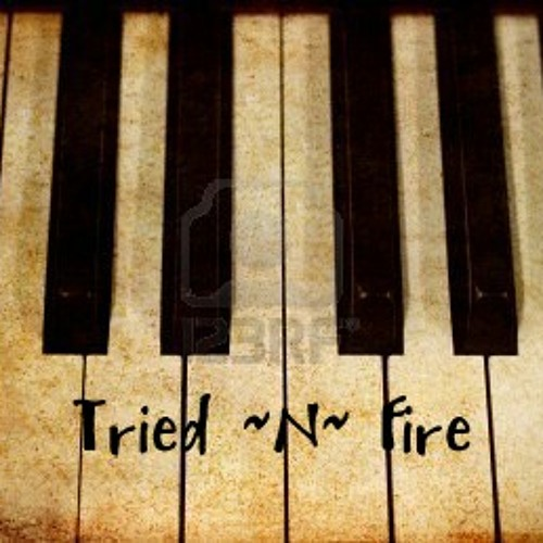 SNEAK A Listen to Tried In Fire Band Rehearsal - Snippet - BG Vocals Sanging. Rights Reserved 2012
