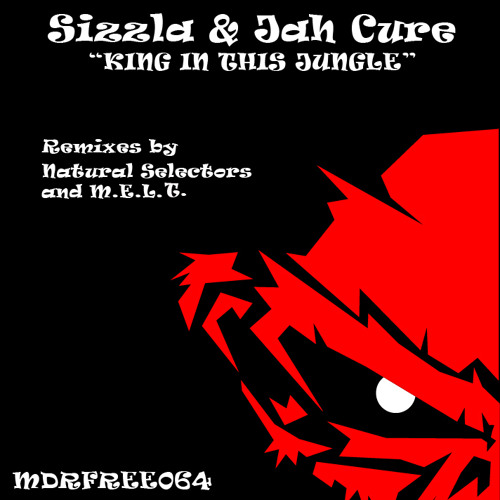 Sizzla & Jah Cure – King In This Jungle (Natural Selectors Remix) // FREE DOWNLOAD