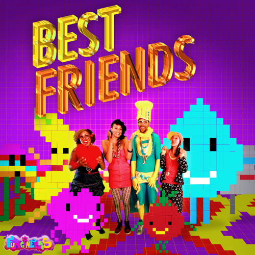 Best Friends (ft. Honey Larochelle, Erica dee, Lafa Taylor, Russ liquid)