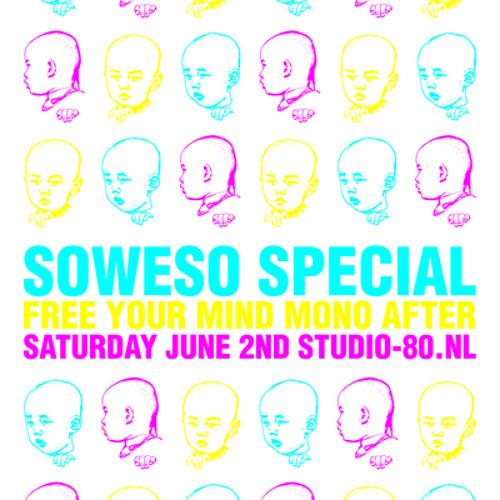 Kabale und Liebe & Mathias Kaden & Lauhaus b2b2b @ Soweso Labelnight - Studio 80 [02-06-12] PART 2/2