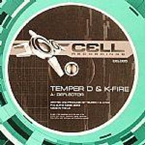 Temper D And K Fire - Techno Notice (Cell)