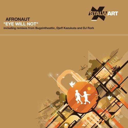 "AFRONAUT feat: Suheir Hammad ""EYE WILL NOT"" (BITA Molecular DUB)"