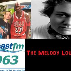 Mugzy Interview On Coast FM 963's The Melody Lounge