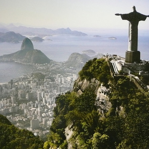 DJ Sir Piers - Live in Rio de Janeiro > NYE 2012 @ 'Reveillon Chic' Pier Mauá_ Hour 1.