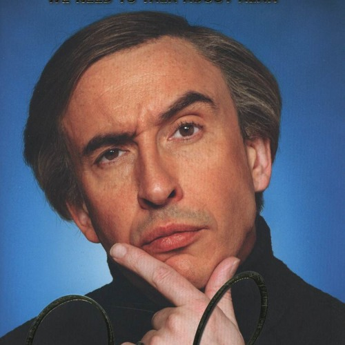 Alan Partridge is GAY!!!!!
