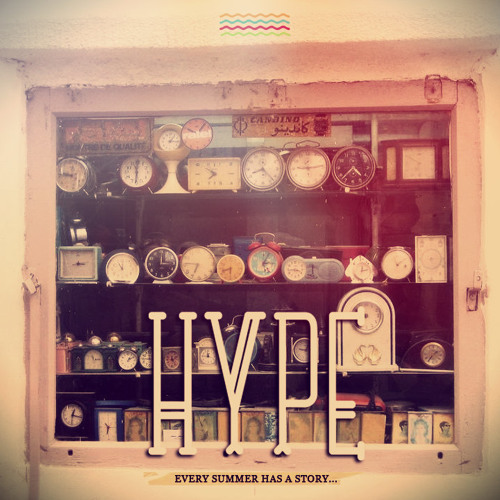 HYPE Podcast No 8 - Miguel Puente