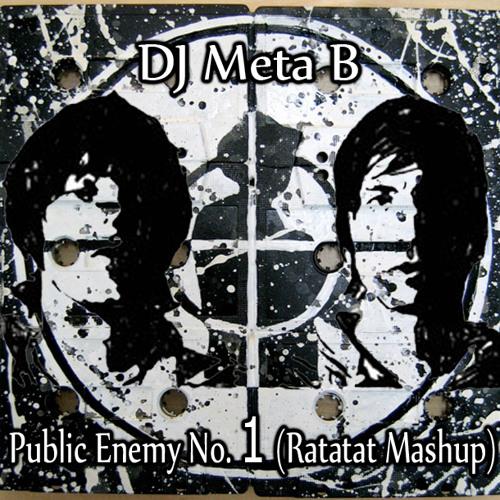 Public Enemy - Public Enemy No. 1 (Ratatat Mashup)