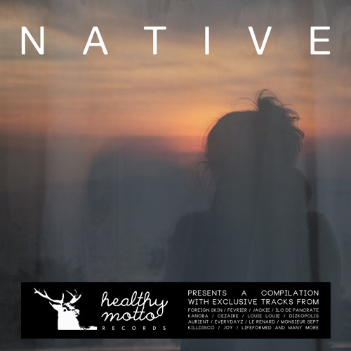 Ilo de Pancrate - Marou (OUT ON Native compilation #1 by HEALTHY MOTTO RECORDS)