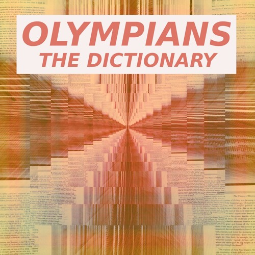 Olympians - The Dictionary
