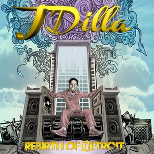 J Dilla - Detroit Game feat Chuck Inglish and Boldy James (Produced by J Dilla)