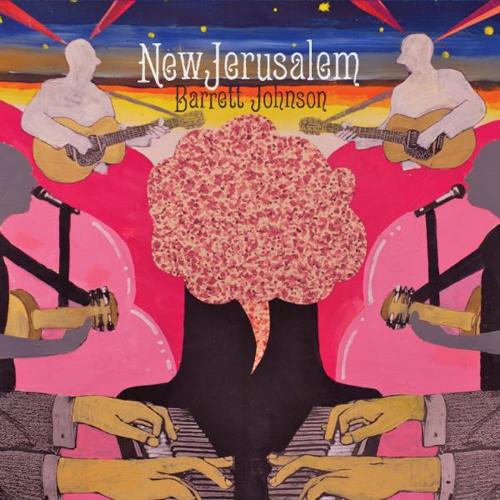 New Jerusalem by Barrett Johnson