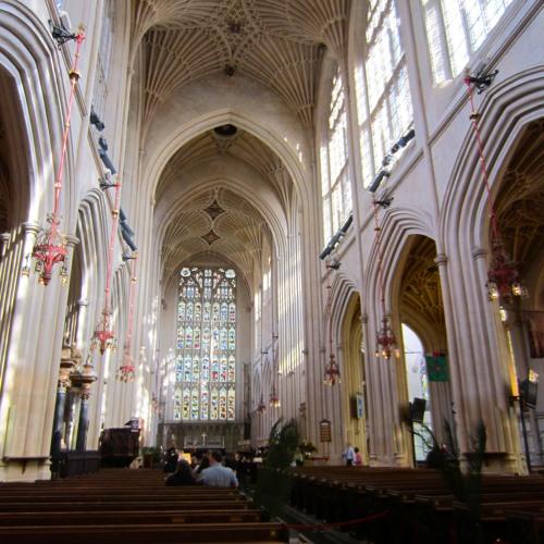 Bath Abbey Children's call and Response