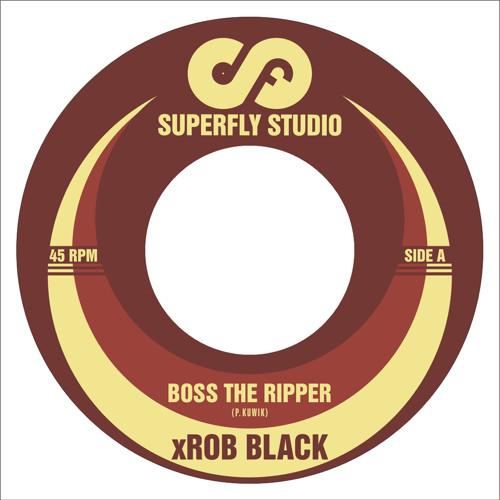 01 - xRob Black - Boss the ripper (snippet)