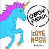 Kate Nash - 'Dickhead feat. QBoy (QBoy Remix)'