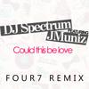 DJ Spectrum ft JMuniz - Could this be love(Four7 Remix)
