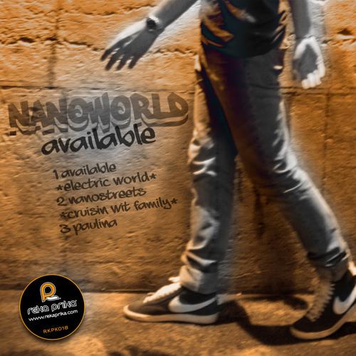Nanoworld - Available (Electric World) (Original Mix)