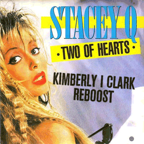 Stacey Q - TWO OF HEARTS (Kimberly i Clark reboost)
