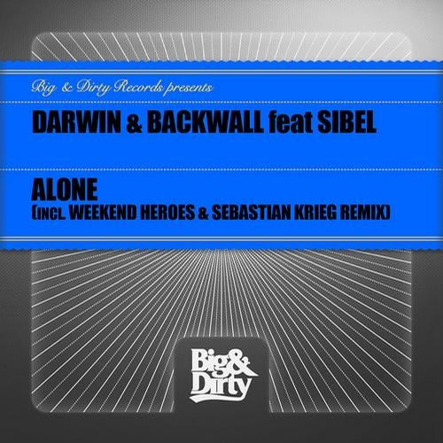 Darwin & Backwall feat Sibel - Alone (Radio Edit)