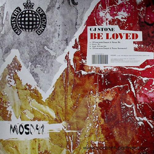 CJ Stone - Be Loved - Sunrise Mix