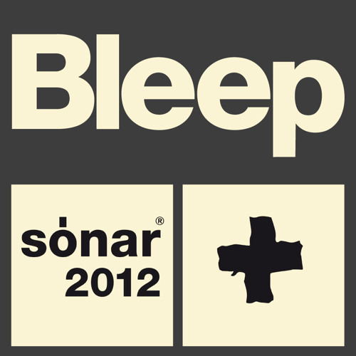 Amon Tobin - Computer Game - Sonar x Bleep Exclusive MP3 Give-Away