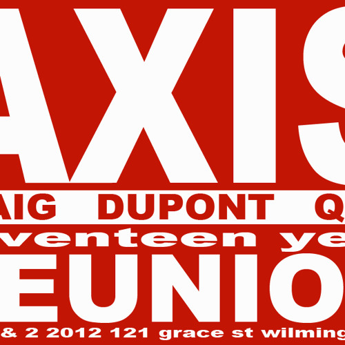 Quik_ Live @ AXIS Reunion (June 1 & 2, 2012)