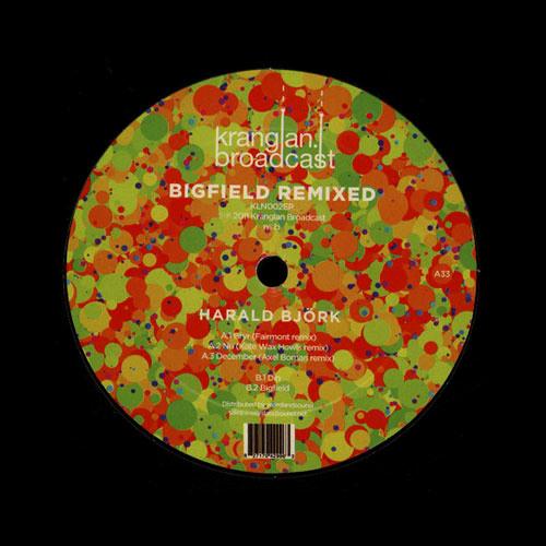 Harald Björk - December (Axel Boman Remix) - Kranglan Broadcast