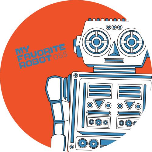 Andrew Grant, Lomez - Has To Be Love (Amirali Re-interpretation) - My Favorite Robot Records
