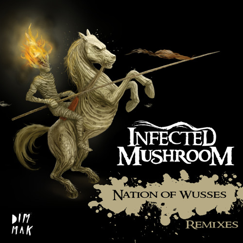 Nation of Wusses by Infected Mushroom (Schoolboy Remix) - Dubstep.NET World Premiere