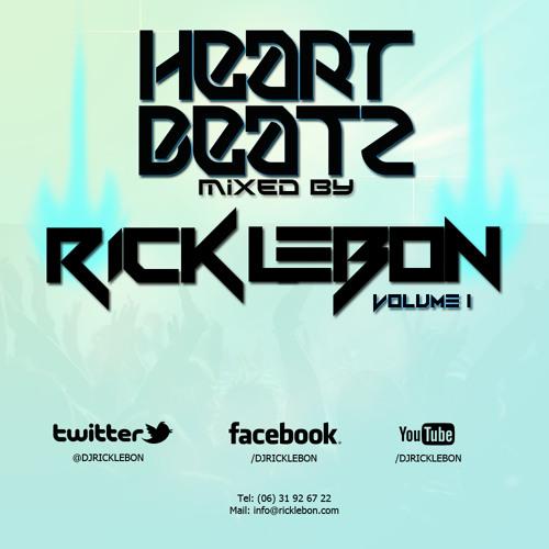 HeartBeatz Vol.1 - Rick Lebon Live