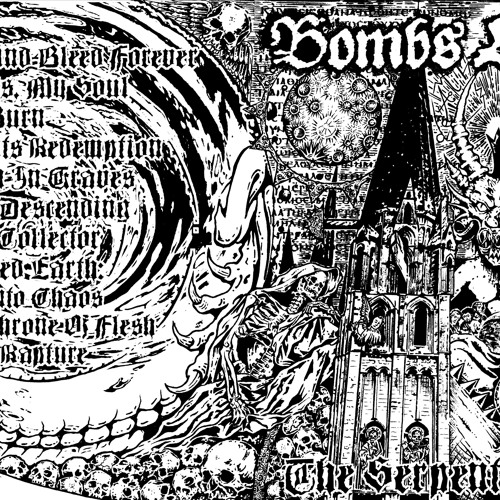 BOMBS OF HADES - Forgotten In Graves